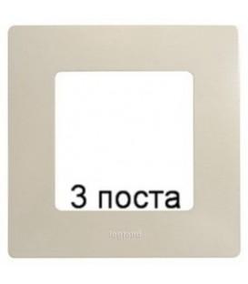 Рамка Etika 3-я (слоновая кость)