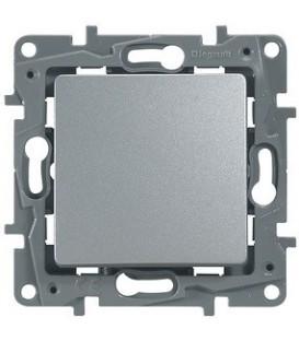 Выключатель-переключатель Etika Plus (алюминий)