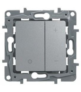 Светорегулятор 400Вт Etika (алюминий)
