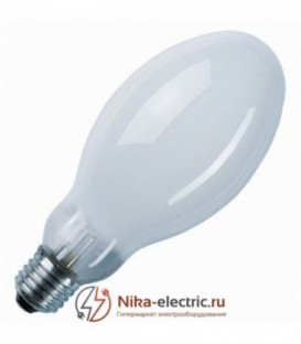 Лампа натриевая Osram NAV-E Plug-in 110W E27 для ртутного дросселя