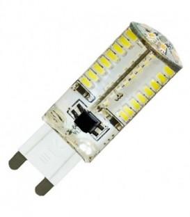 Лампа светодиодная Foton FL-LED-G9 5W 6400K 220V G9 300lm 15х50mm холодный свет