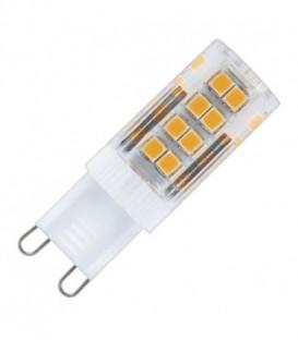 Лампа светодиодная капсула Feron 5W 6400K 230V G9 16x50mm холодный свет