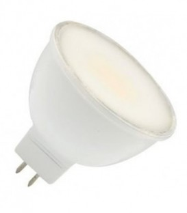 Лампа светодиодная Feron MR16 6W 6400K 12V G5.3 16LED холодный свет