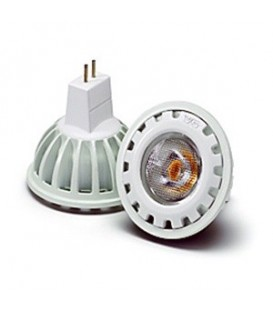 Лампа светодиодная VS LED MR16 6W (50W) 3000K 58° 12V GU5.3