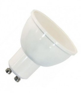 Лампа светодиодная Feron MR16 6W 2700K 230V GU10 16LED теплый свет