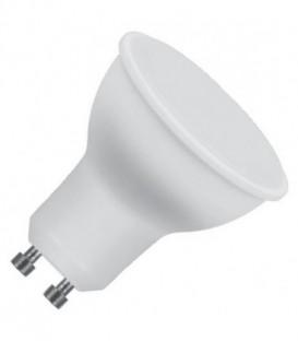 Лампа светодиодная Feron MR16 7W 6400K 220V GU10 80LED холодный свет