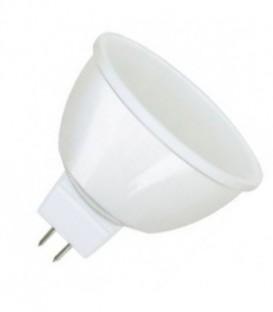 Лампа светодиодная Feron MR16 6W 4000K 230V G5.3 16LED белый свет
