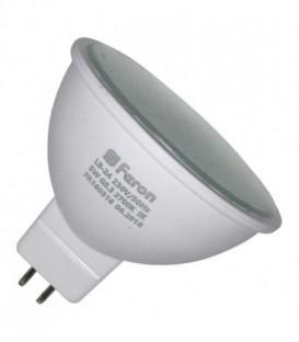Лампа светодиодная Feron MR16 5W 2700K 410Lm 220V GU5,3 теплый свет