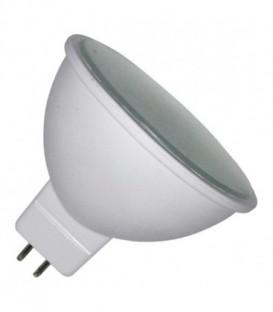 Лампа светодиодная Feron MR16 5W 4000K 410Lm 220V GU5,3 белый свет