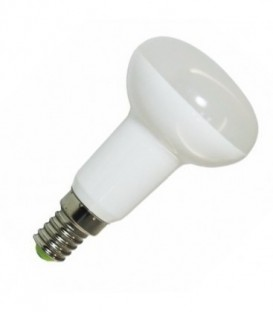 Лампа светодиодная Feron R50 7W 2700K 230V E14 16LED теплый свет