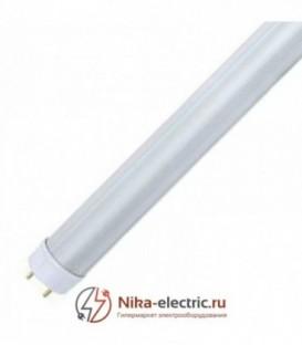 Лампа светодиодная T8 трубка Feron 10W 6400K 230V G13 56LED 600мм холодный свет