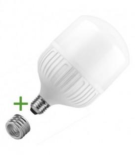 Лампа светодиодная LED Feron LB-65 50вт 4000K 4600lm Е27/Е40 белый свет