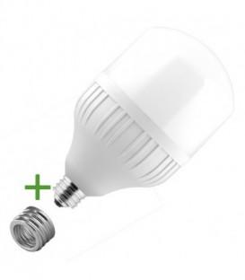 Лампа светодиодная LED Feron LB-65 60вт 6400K 5700lm Е27/Е40 дневной свет