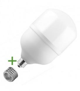 Лампа светодиодная LED Feron LB-65 70вт 6400K 6600lm Е27/Е40 дневной свет