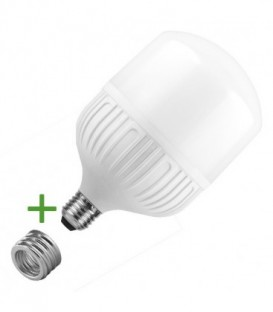 Лампа светодиодная LED Feron LB-65 50вт 6400K 4600lm Е27/Е40 дневной свет