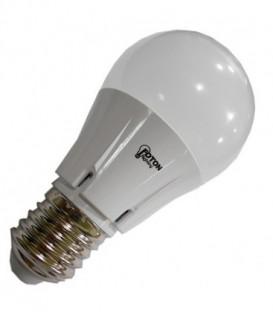 Лампа светодиодная FL-LED-A60 7W 4200K 670lm 220V E27 белый свет
