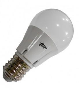 Лампа светодиодная FL-LED-A60 7W 2700K 670lm 220V E27 теплый свет