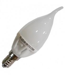 Лампа светодиодная свеча на ветру FL-LED-BA 6W 2700К 480lm 220V E14 теплый свет