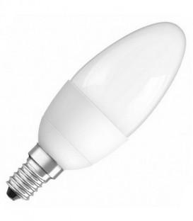 Лампа светодиодная свеча Osram LED CLAS B FR 40 6W/827 470lm 220V E14