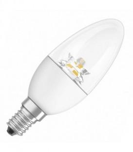 Лампа светодиодная свеча Osram LED CLAS B CL 40 6W/827 220V E14