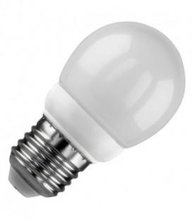 Лампа светодиодная шарик FL-LED-GL45 ECO 9W 6400К 670lm 220V E27 холодный свет