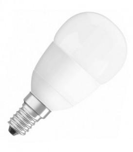 Лампа светодиодная шарик Osram LED CLAS P FR 40 6W/827 470lm 220V E14