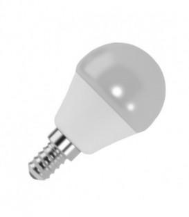 Лампа светодиодная шарик FL-LED GL45 5,5W 2700К 220V E14 45х80 510Лм теплый свет