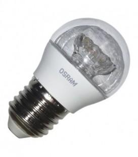 Лампа светодиодная шарик Osram LED CLAS P CL 40 5,4W/830 240° 470lm 220V E27