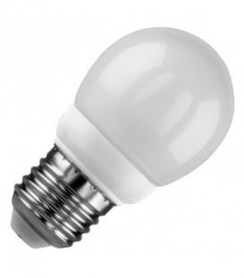 Лампа светодиодная шарик FL-LED-GL45 6W 4200К 480lm 220V E27 белый свет