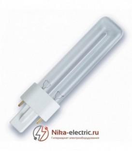 Лампа бактерицидная Osram HNS S 11W G23