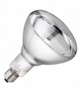 Лампа инфракрасная ИКЗ 250W 215-225V E27 прозрачная