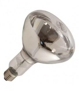 Лампа инфракрасная Osram SICCATHERM R125 CL 250W 30° E27 прозрачная