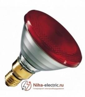 Лампа инфракрасная Philips PAR38 IR 175W E27 красная