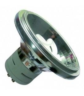 Лампа энергосберегающая AR111 13W 4200K GU10 белая, с отражателем