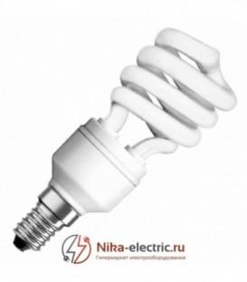 Лампа энергосберегающая Osram Mini Twist 12W/840 E14