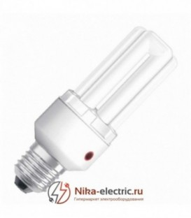Лампа энергосберегающая Osram SENSOR 11W/827 E27
