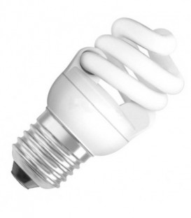 Лампа энергосберегающая Osram Mini Twist 12W/840 E27