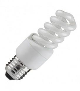 Лампа энергосберегающая 13W 4200K E27 спираль d40x83 белая