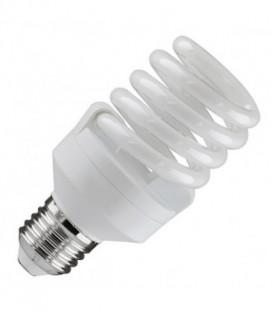 Лампа энергосберегающая 25W 6400K E27 спираль d46x110 холодная