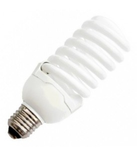 Лампа энергосберегающая 30W 4200K E27 спираль d60x110 белая
