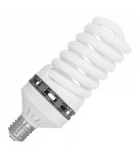 Лампа энергосберегающая 65W 6400K E40 спираль d83x255 холодная