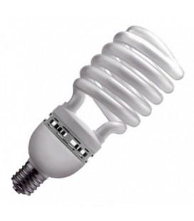 Лампа энергосберегающая 85W 6400K E40 спираль d100x290 холодная