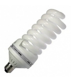 Лампа энергосберегающая 105W 6400K E40 спираль d105x290 холодная