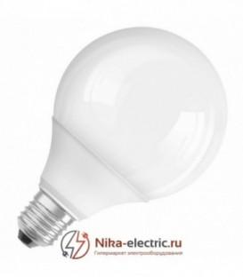 Лампа энергосберегающая G100 25W 2700K E27 d100x130