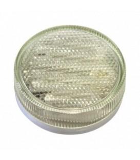 Лампа энергосберегающая 13W 2700K GX53 теплая, таблетка d74x27