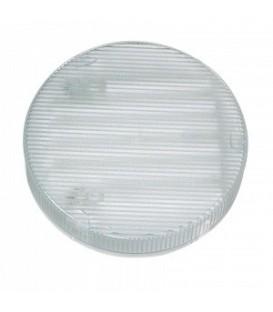 Лампа энергосберегающая Sylvania Micro-Lynx F 6W 3000K GX53 теплая, d75x28