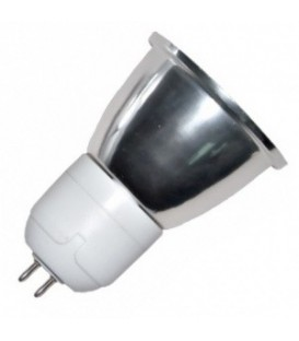 Лампа энергосберегающая MR16 13W 2700K GU5.3 теплая, d50x72