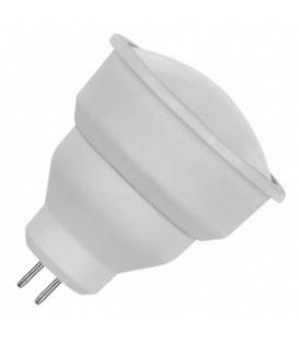 Лампа энергосберегающая MR16 9W 4200K GU5.3 белая, d50x61
