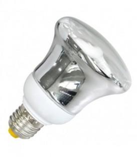 Лампа энергосберегающая R80 15W 2700K E27 теплая, d80x122