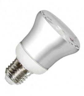 Лампа энергосберегающая R63 13W 2700K E27 теплая, d63x115